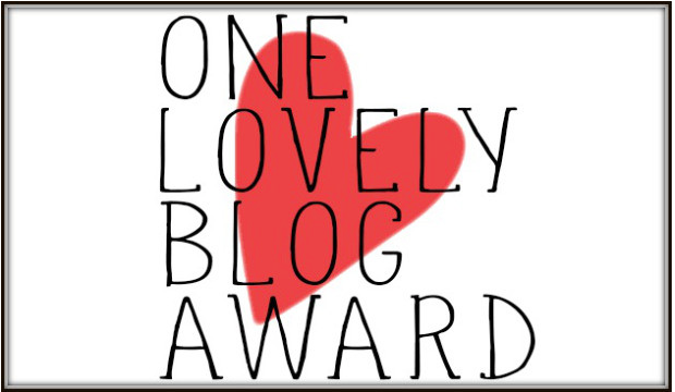 The Lovely Blog Award - EastWestMusings