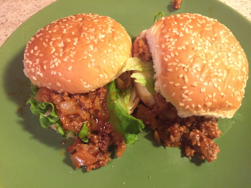 Easy & Delicious Sloppy Joe Recipe