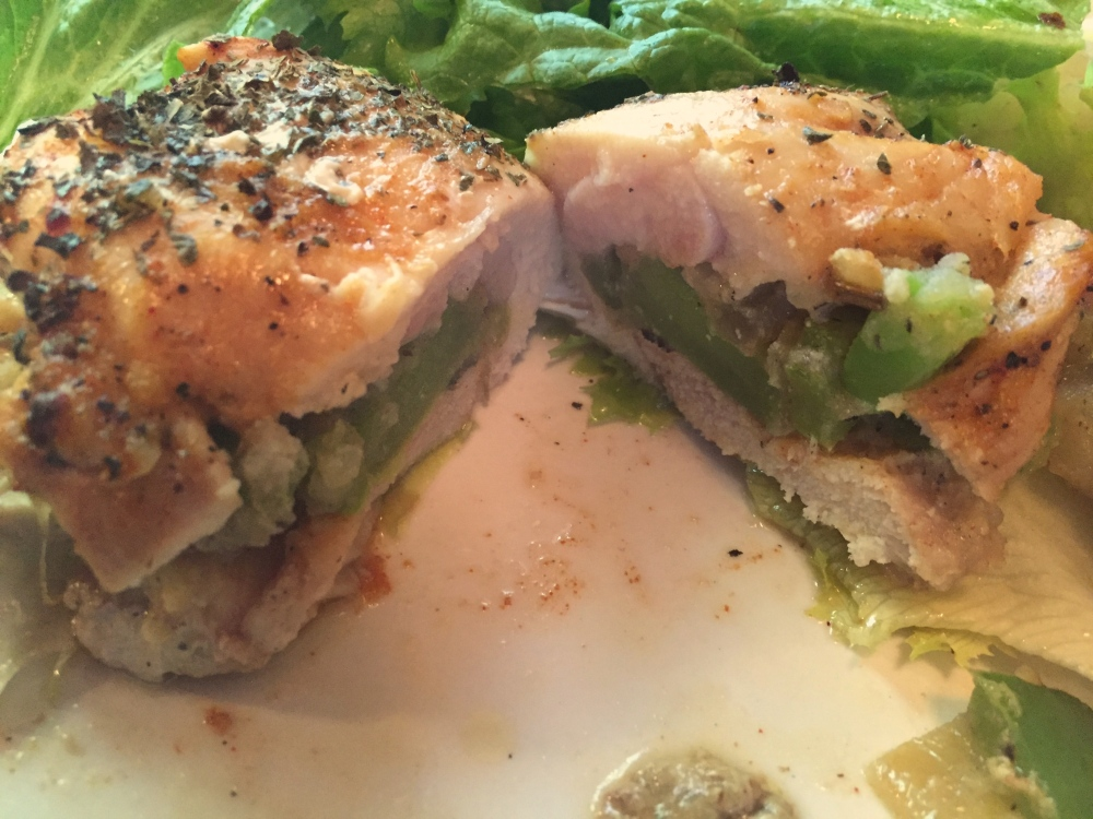 Stuffed Chicken Thigh Recipe
