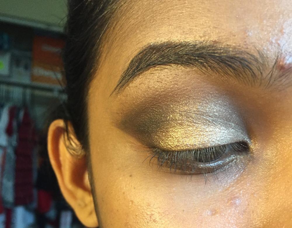 Tutorial w/ CoverGirl TruNaked Goldens Palette
