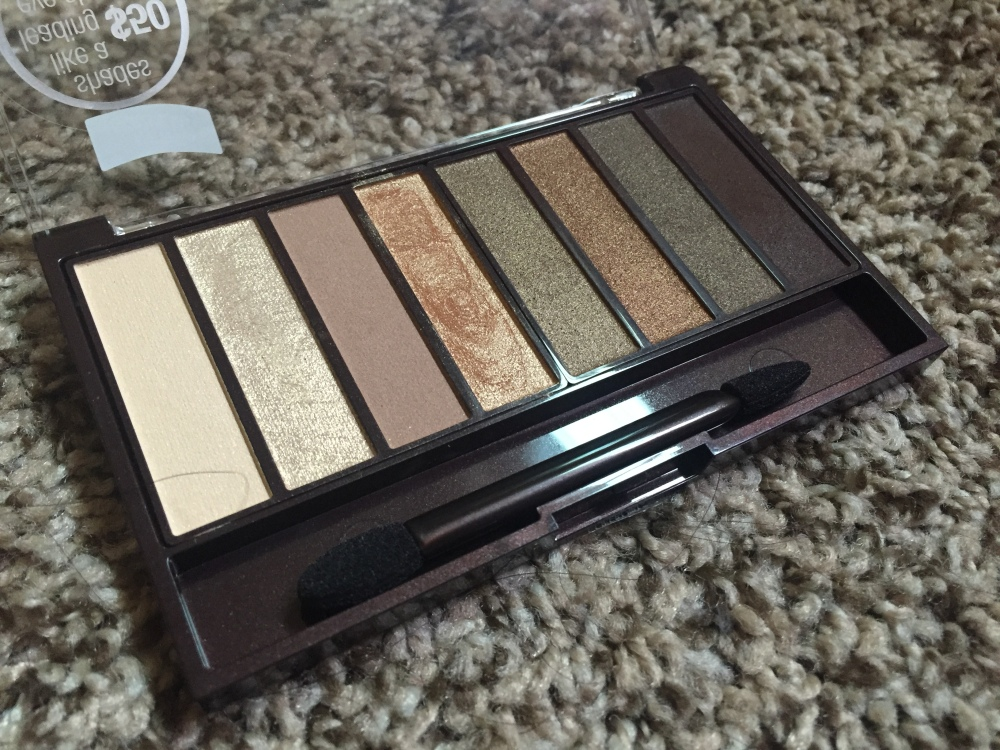 Cover Girl TruNaked Goldens Palette