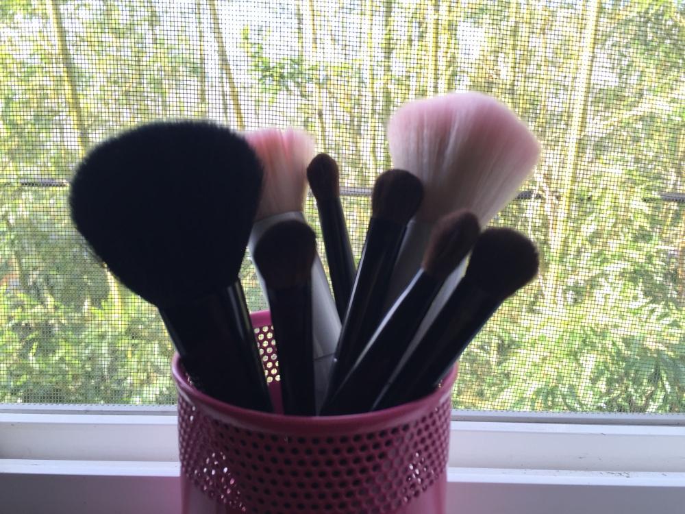 Wet N Wild Brushes
