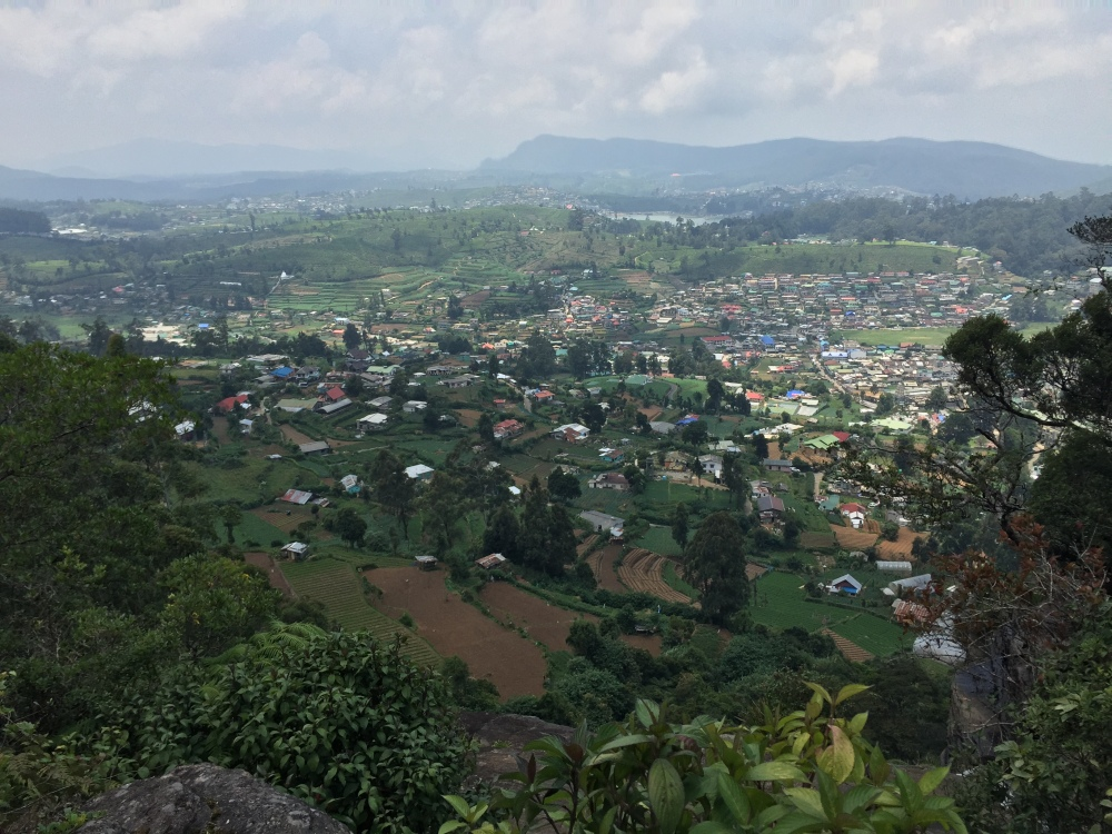 Lovers Leap Sri Lanka